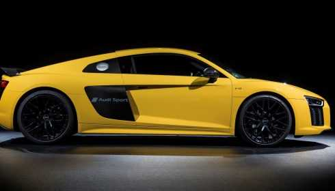 Audi R8 Coupé 2017 (Audi exclusive)