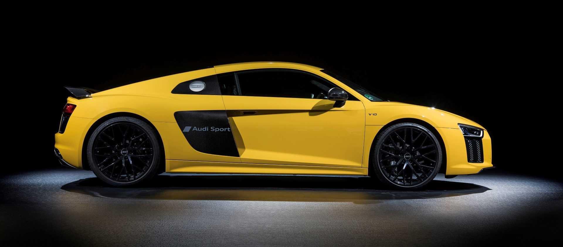 Audi R8 Coupé 2017 (Audi exclusive)