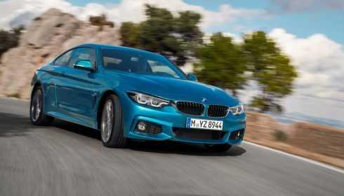 BMW 4 Serie Coupé 2017