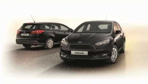 Ford Focus Lease Edition 2017