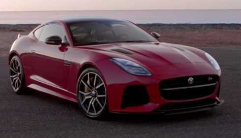 Jaguar F-Type 2017 (trailer)