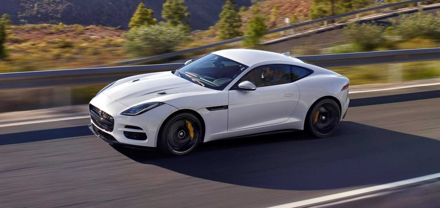 Jaguar F-Type Coupé 2017