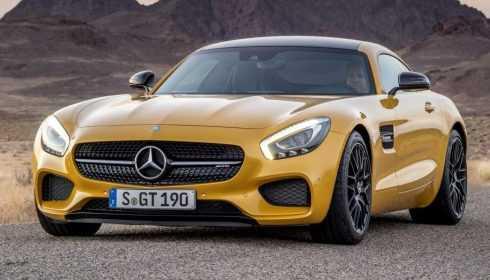 Mercedes-AMG GT 2014