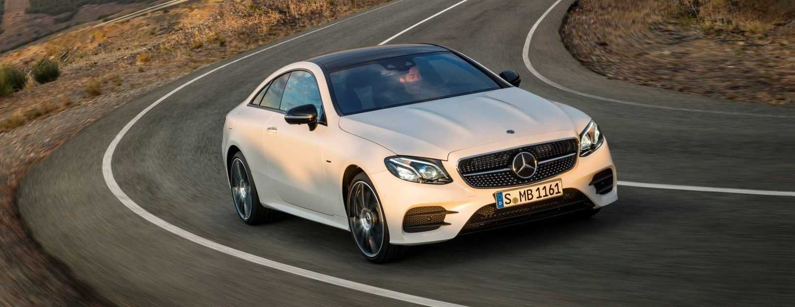 Mercedes-Benz E-Klasse Coupé 2017