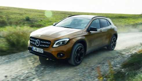Mercedes-Benz GLA 220 d 4Matic 2017