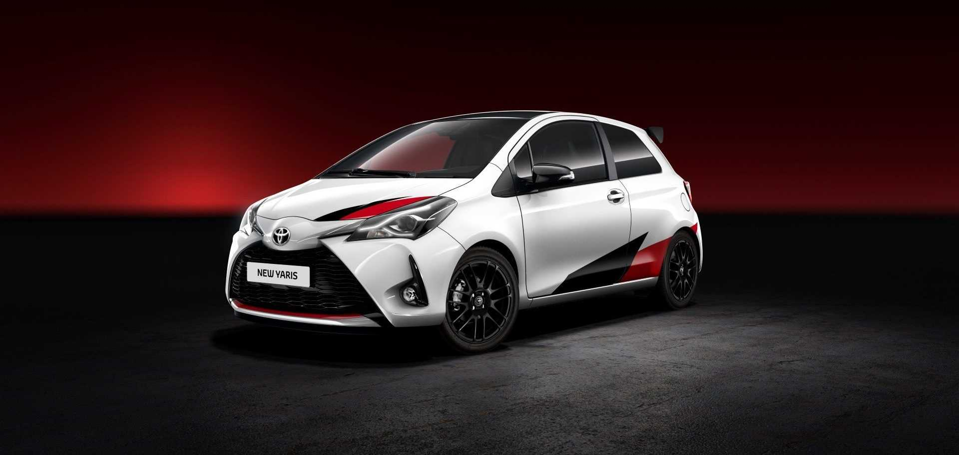 Toyota Yaris WRC 2017 (straatlegale versie)