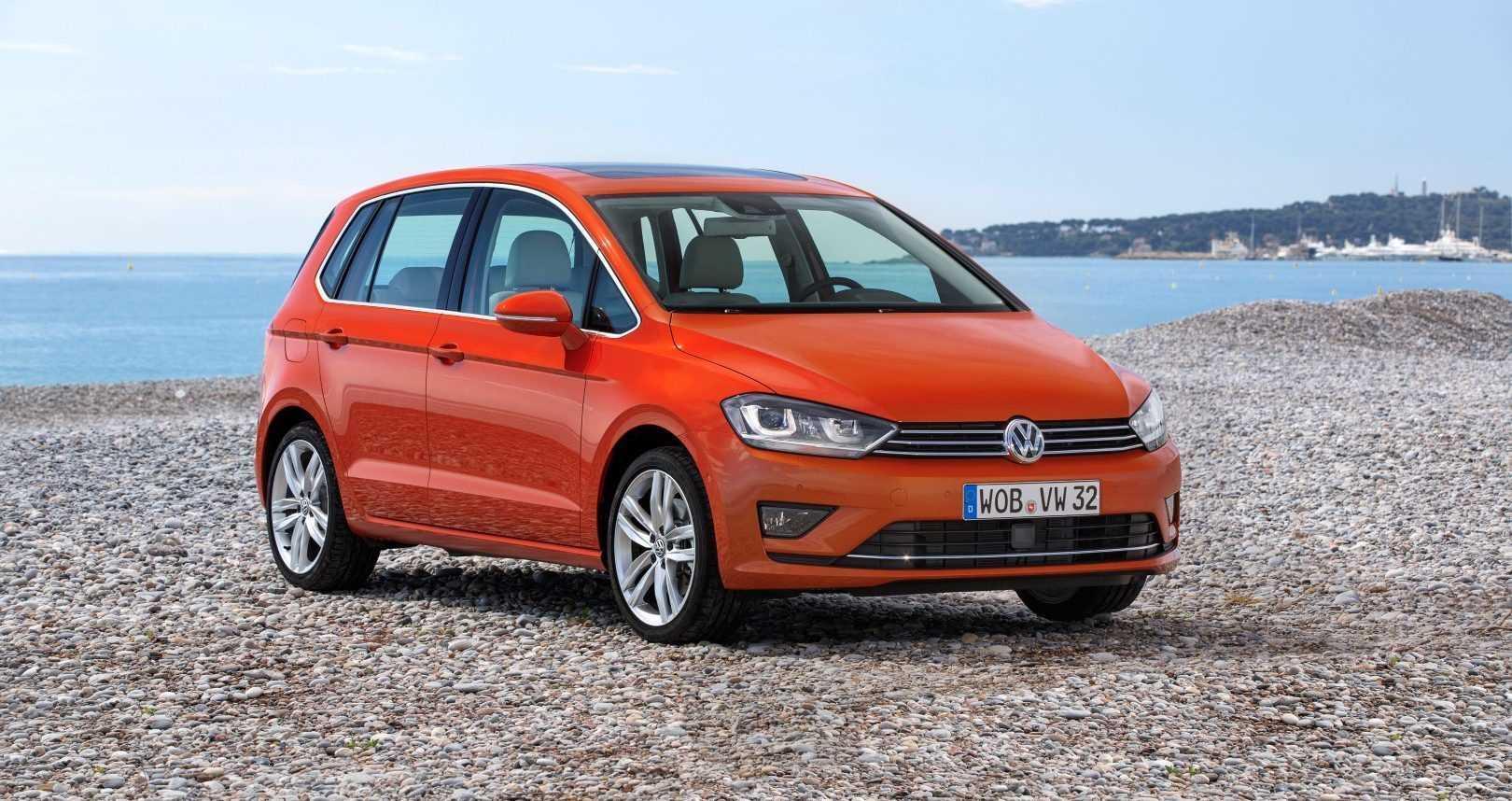 Volkswagen Golf Sportsvan 2013