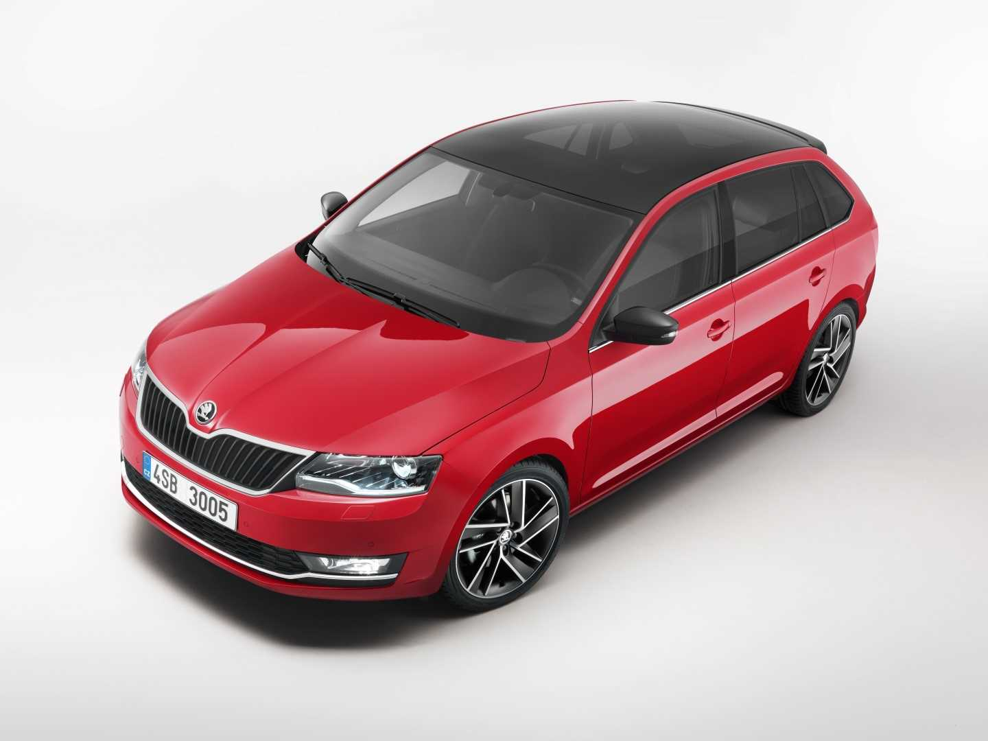 Škoda Rapid Spaceback 2017
