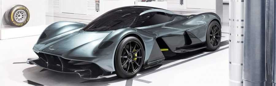 Aston Martin AM-RB 001 2017