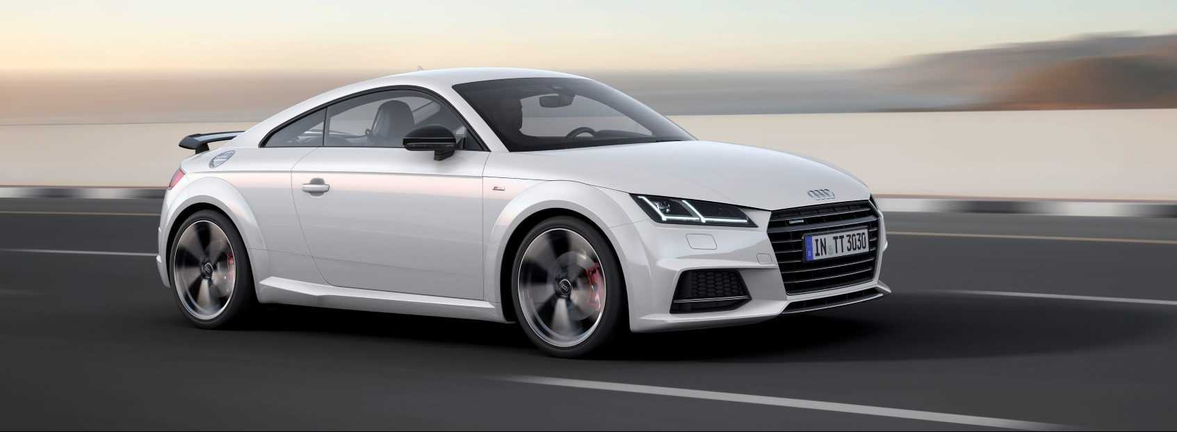 Audi TT Coupé Competition 2017