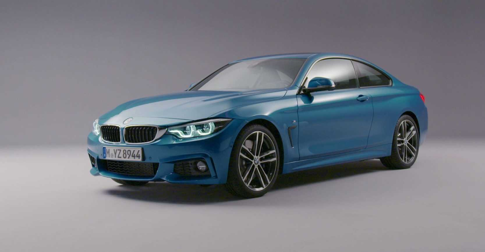 BMW 440i Coupé 2017
