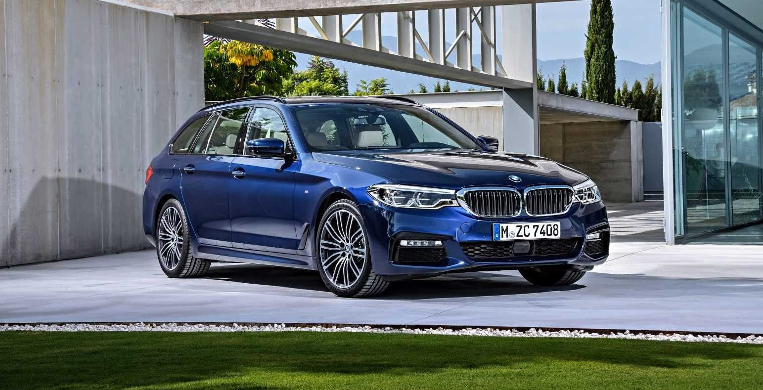 BMW 5 Serie Touring 2017