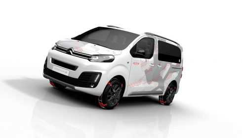 Citroën SpaceTourer 4x4 Ë Concept 2017
