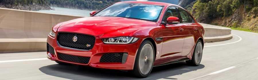 Jaguar XE modeljaar 2018