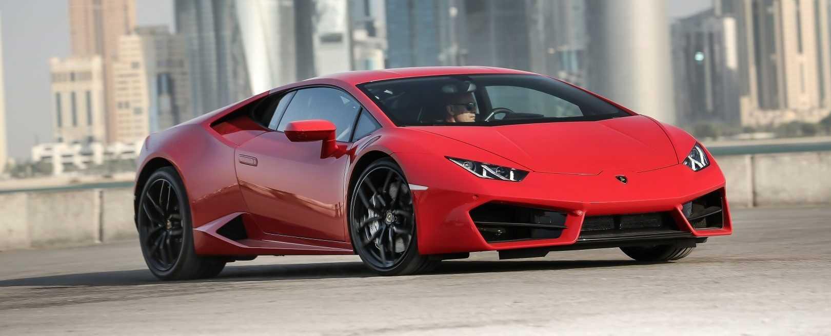 Lamborghini Huracán RWD Coupé 2016