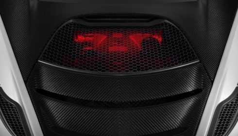 McLaren Super Series motor 2017 (teaser)