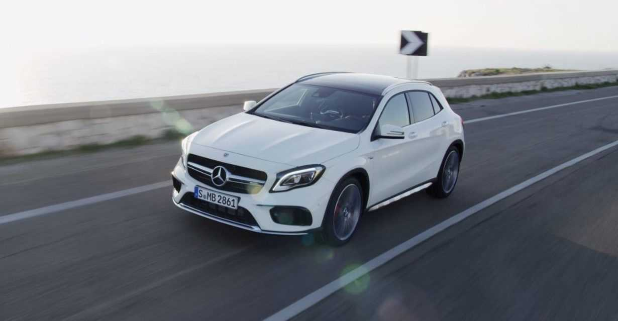 Mercedes-AMG GLA 45 4Matic 2017
