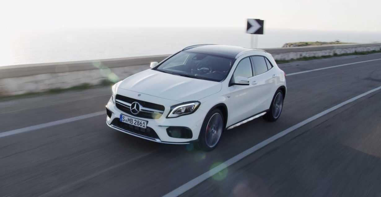 Mercedes-AMG GLA 45 4Matic 2017