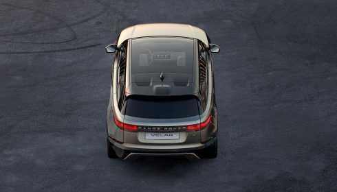 Range Rover Velar 2017 (teaser)