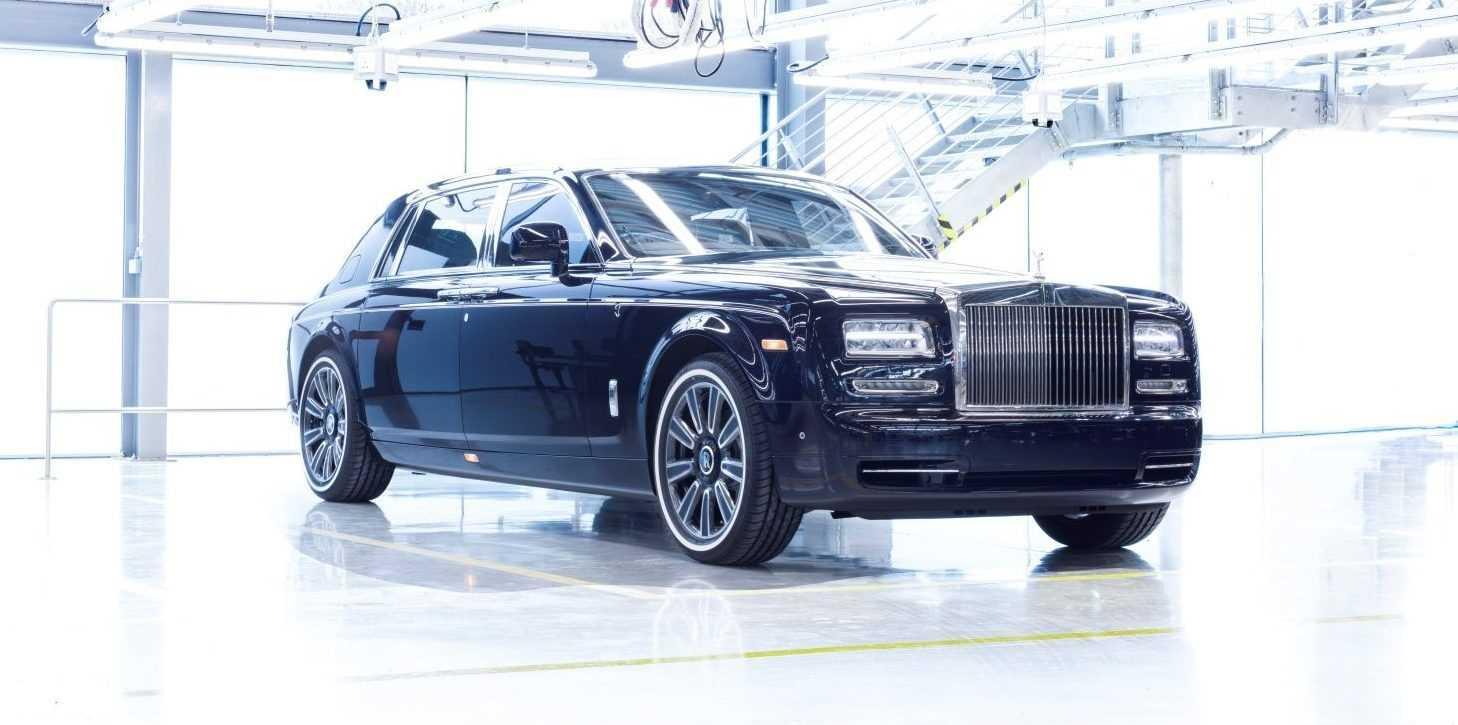 Rolls-Royce Phantom VII 2017