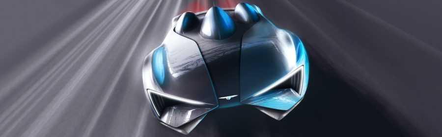 Techrules supercar 2017 (teaser)