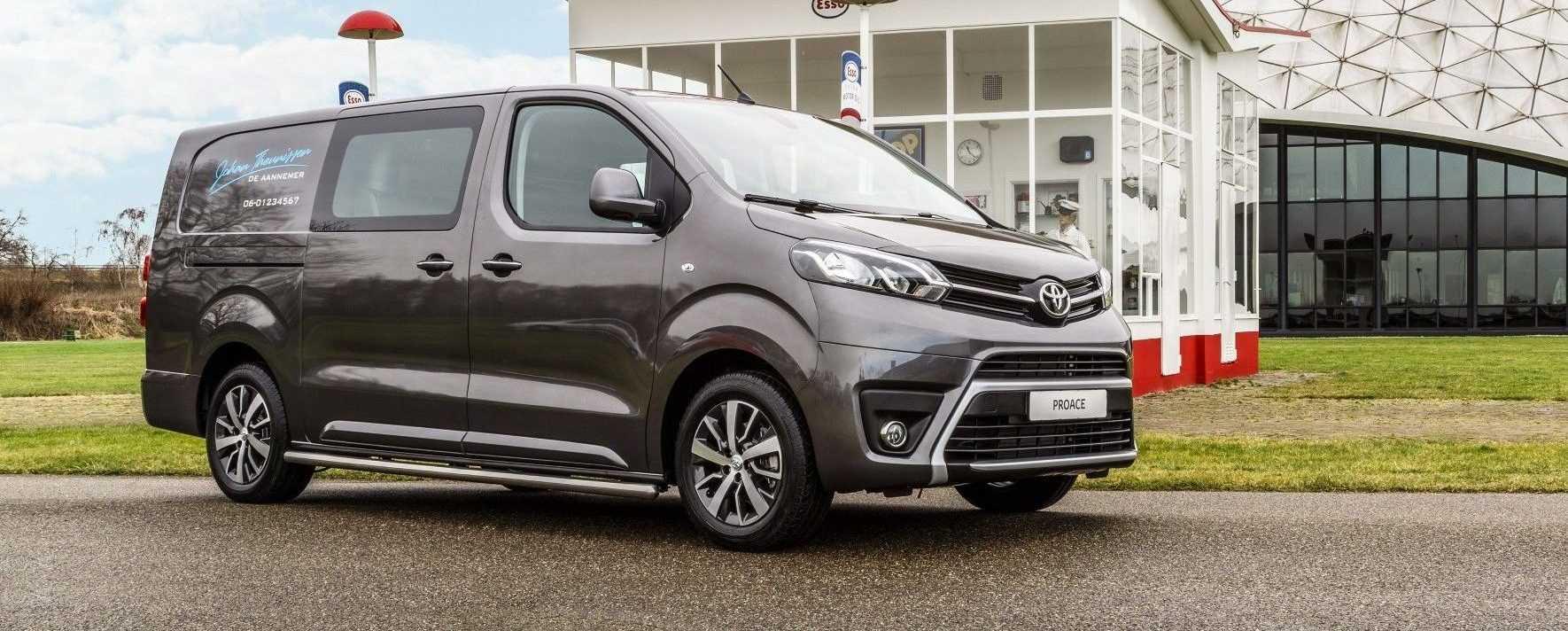 Toyota ProAce Dubbele Cabine 2017