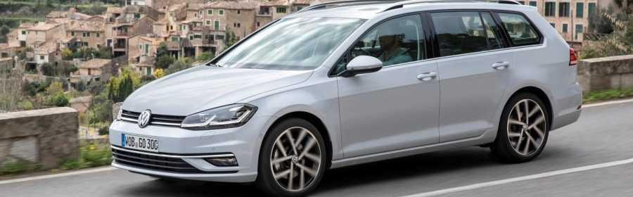 Volkswagen Golf Variant 2017