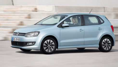 Volkswagen Polo TSI Bluemotion 2014