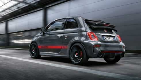 Abarth 695 XSR Yamaha Limited Edition 2017