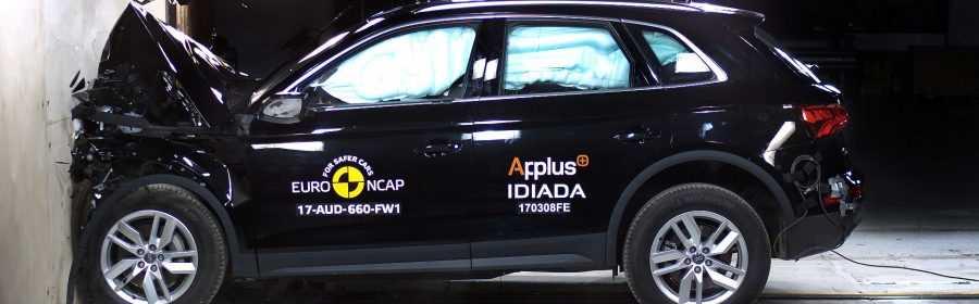 Audi Q5 2017 (Euro NCAP)