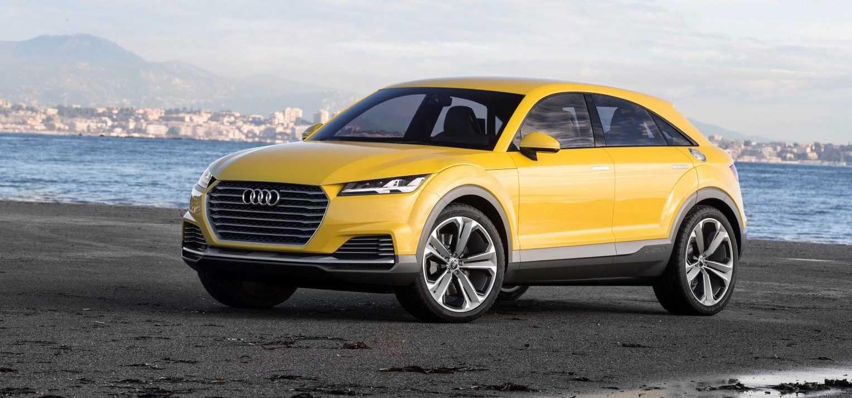 Audi TT offroad concept 2014