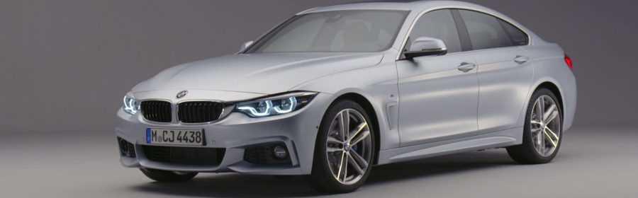 BMW 440i Gran Coupé 2017