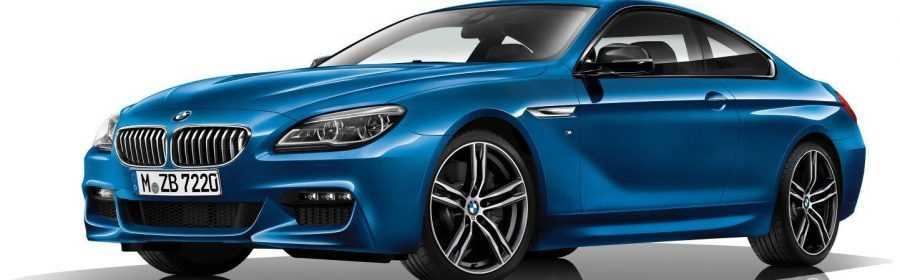 BMW 6 Serie Coupé M Sport Limited Edition 2017