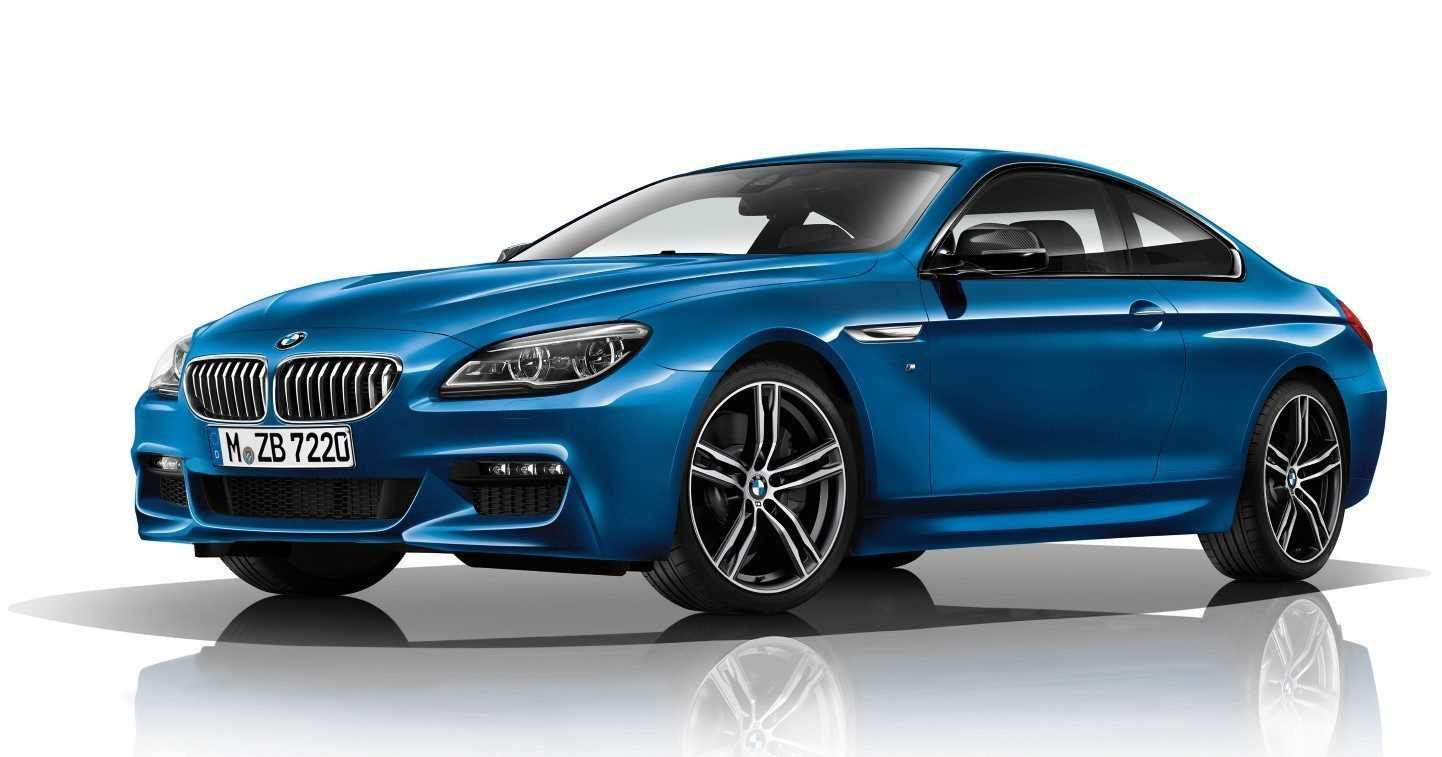 BMW 6 Serie Coupé M Sport Limited Edition 2017