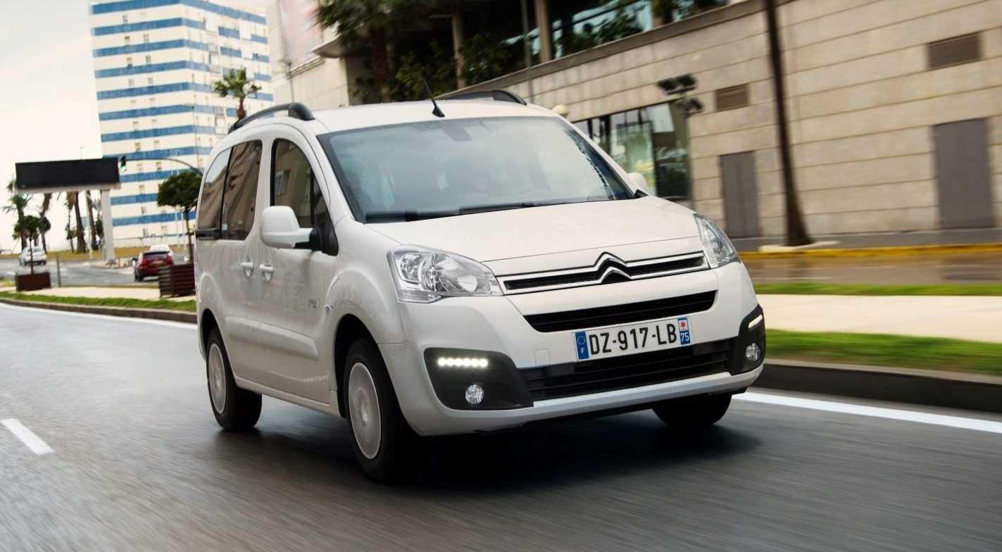 Citroën E-Berlingo Multispace 2017