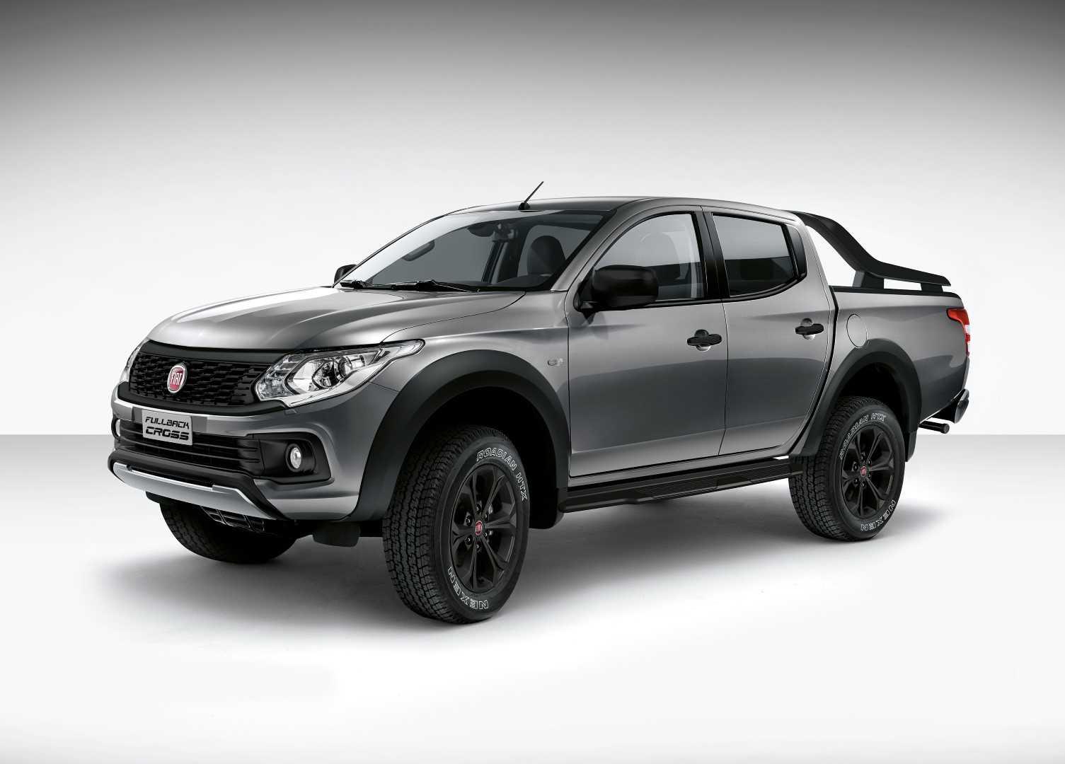 Fiat Fullback Cross 2017