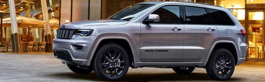 Jeep Grand Cherokee Night Eagle 2017