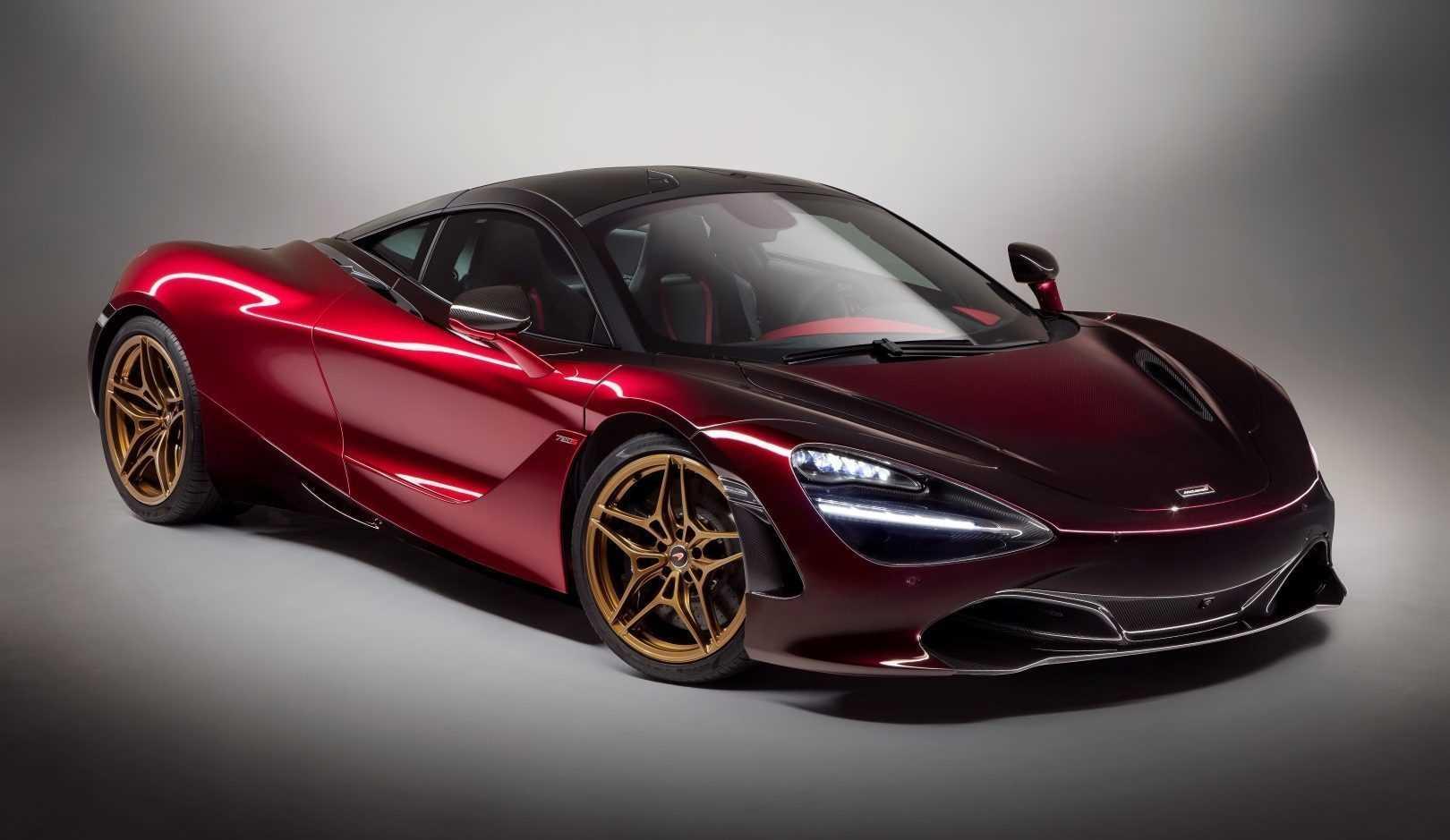 McLaren 720S Velocity 2017