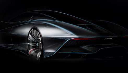McLaren Hyper-GT BP23 2017 (schets)