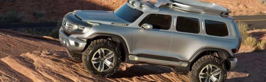 Mercedes-Benz Ener-G-Force Concept 2012