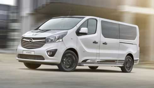 Opel Vivaro Innovation 2.0 2017