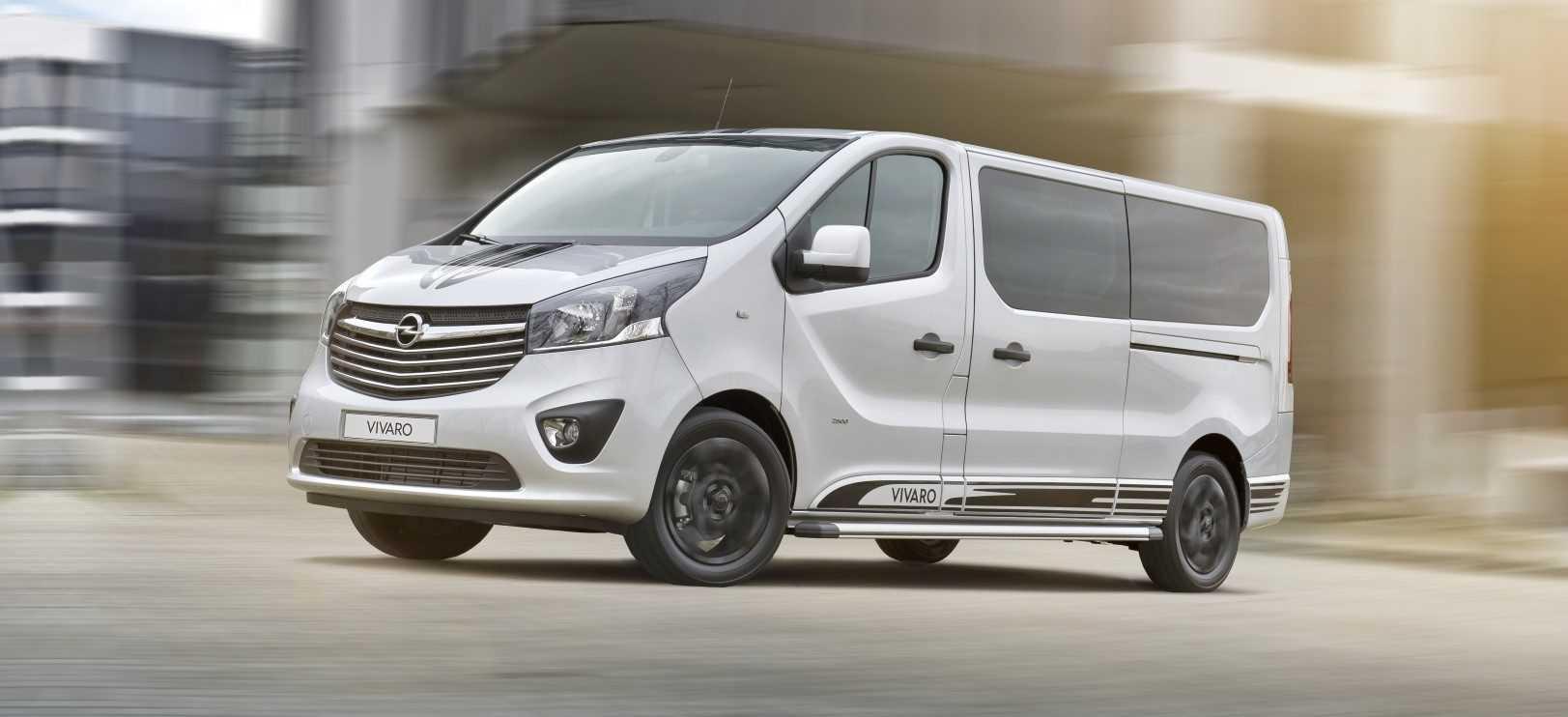 Opel Vivaro Innovation 2.0 2017