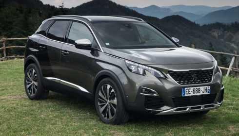 Peugeot 3008 (Auto van het Jaar 2017)