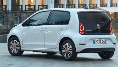 Volkswagen e-load up! 2017