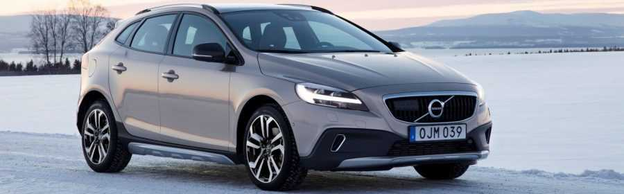 Volvo V40 Cross Country 2017