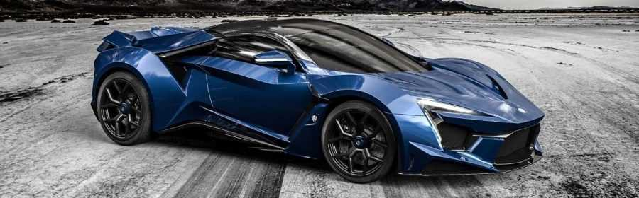 W Motors Fenyr SuperSport 2017