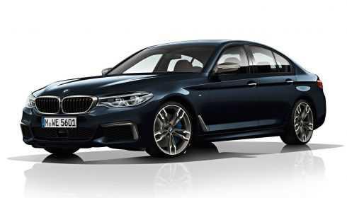 BMW M550d xDrive Sedan 2017