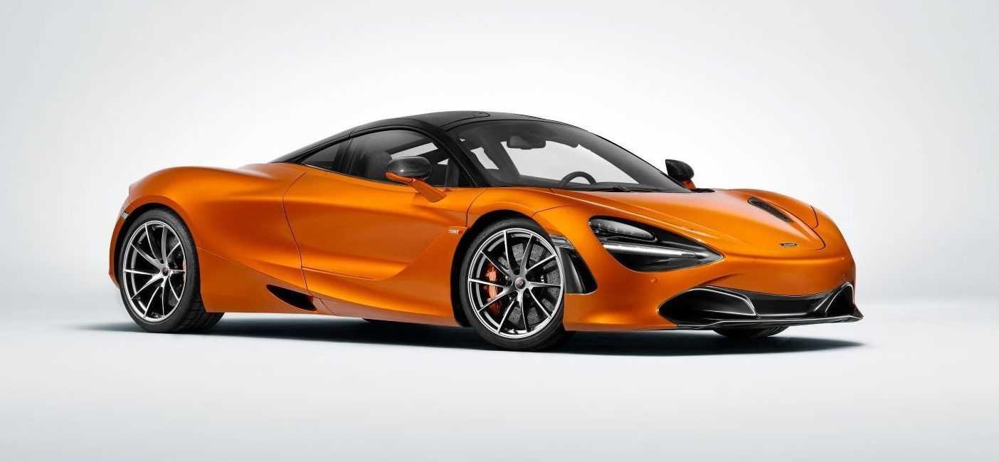 McLaren 720S 2017