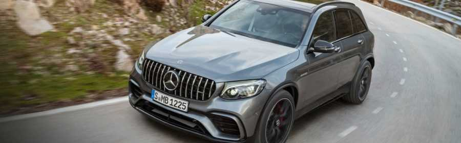 Mercedes-AMG GLC 63 4Matic+ 2017