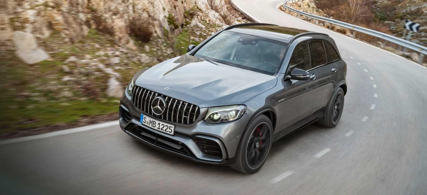 Mercedes-AMG GLC 63 4Matic+ 2017